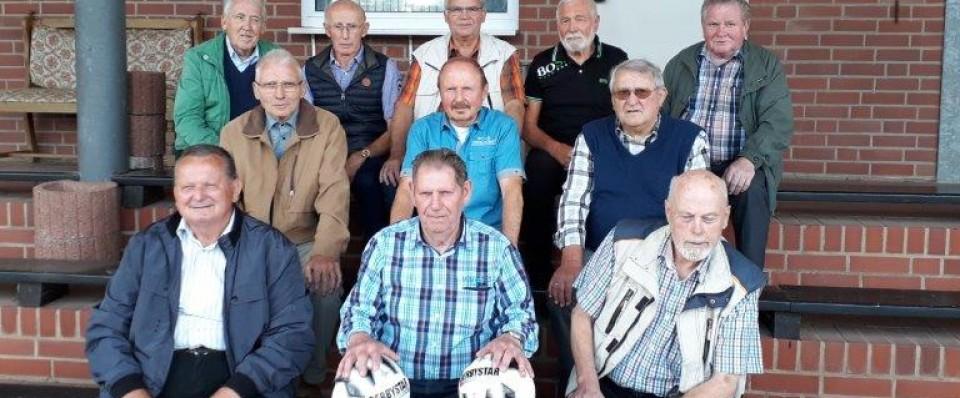 Treffen der Nortruper A-Jugend nach 60 Jahren