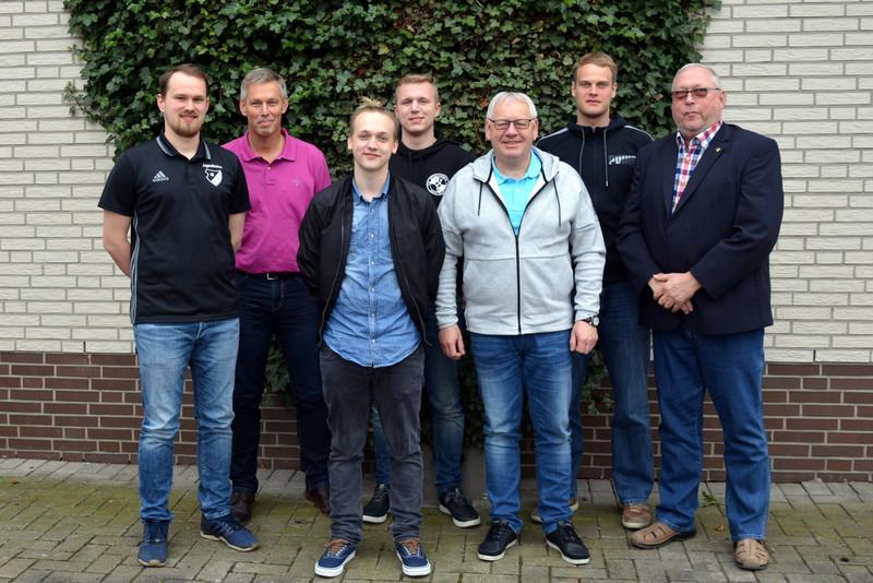 Fußballhelden Ian Beigert und Jonas Meyer vom NFV ausgezeichnet