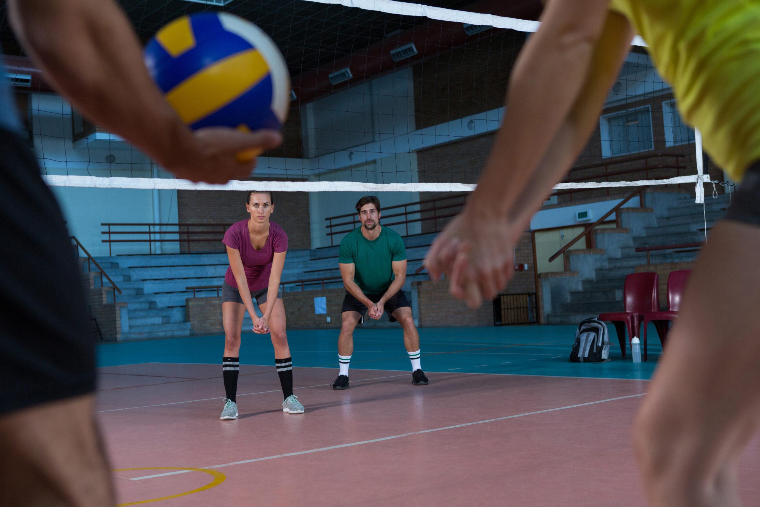 1. Damen Volleyballmannschaft erhält CDU Nortrup Preis